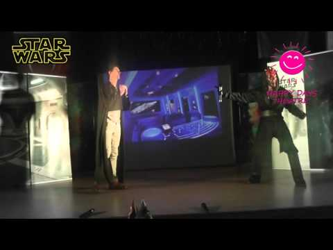 happy days star wars play, english kids theatre plays in tur