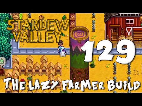 Stardew Valley The Lazy Farmer Build 129 - High Fiber