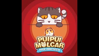 No one can pass this level~its soooo difficult---Hide and Seek-Pui Pui Molcar-Newest Casual Game screenshot 4