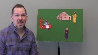 Children's Sunday School - Mike Beech 3-7-21