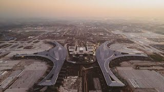 Chengdu Tianfu International Airport Opens 成都天府国际机场