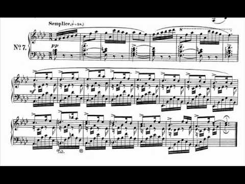 Jörg Demus plays Schumann Papillons, Op.2
