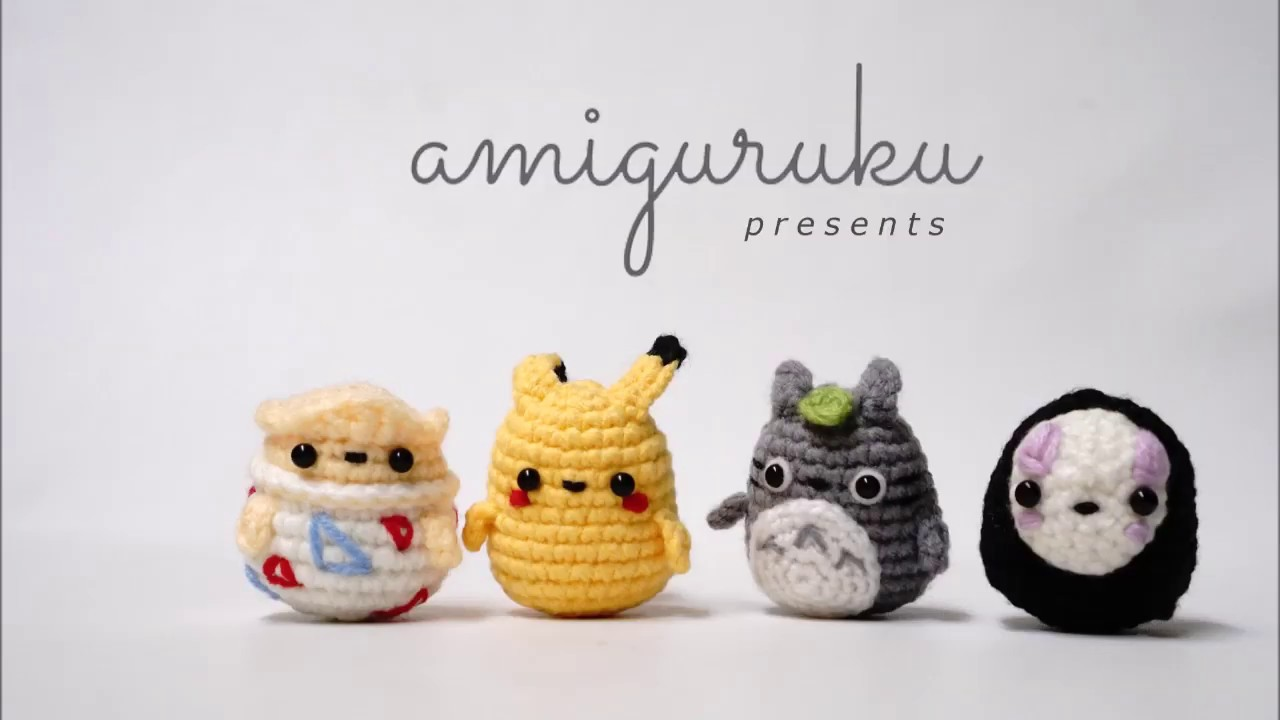 Plush Amigurumi Pug Keychain | Crafty Amino | 720x1280