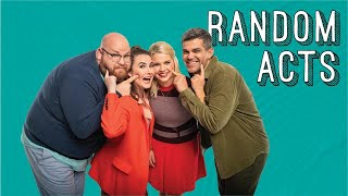Random Acts - Official Trailer (New Series) - BYUtv
