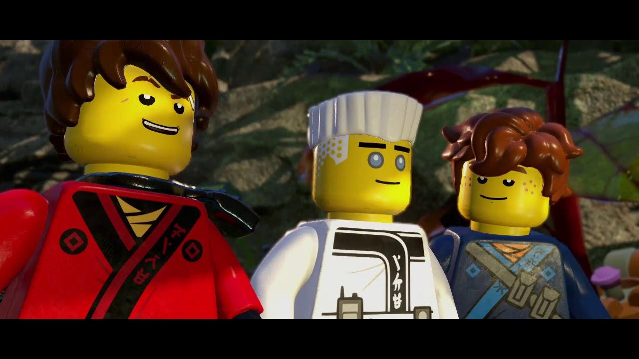 The LEGO® Ninjago® Jasiu gra cz.2 - YouTube