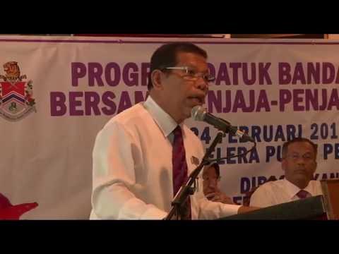 KL Mayor Diary : Program Datuk Bandar Bersama Penjaja PT80