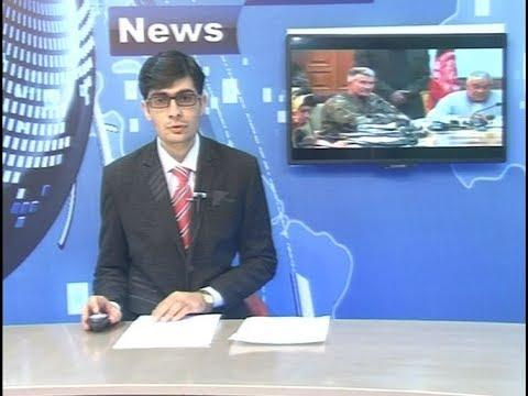 Kandahar Mili Television News 22  10  2017