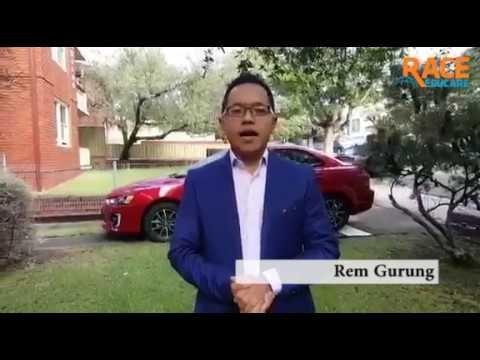 Student Speaks #3: Rem Gurung, Sydney Australia   Race Educare