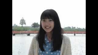 妹系のグラビアアイドル、女優として人気急上昇の中学3年生、椎名ももさ...