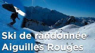 Brévent Flégère Aiguilles Rouges Aiguille de la Glière Chamonix Mont-Blanc ski de randonnée - 11431