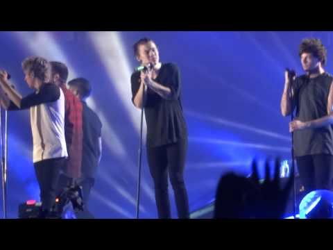 One Direction - You and I OTRA 7-2-15 Sydney HD