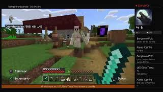 Mi Vida Virtual |Minecraft Ep 3 Exploracion  y ir al nether