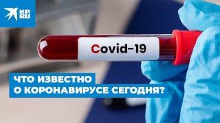 Что известно о коронавирусе сегодня? Новые достоверные данные о Covid-19