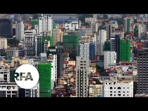 Chinese Investment in Cambodia Raising Tourism | Radio Free Asia (RFA)