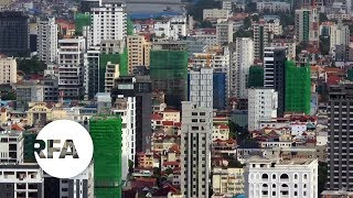 Chinese Investment in Cambodia Raising Tourism | Radio Free Asia (RFA)