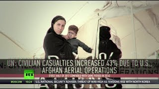 Cost of War  Afghans fear not only ISIS & Taliban but US 'friendly fire'