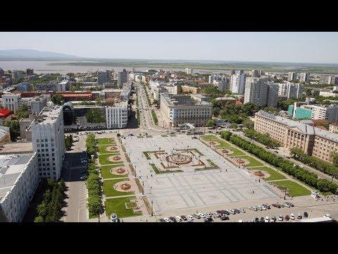 Уссурийск День города 150 лет + салют