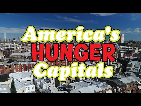 10 Surprising American Cities Where People are Starving