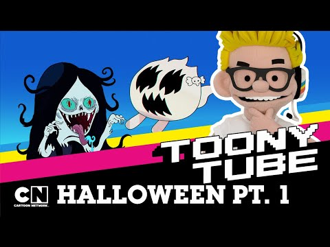 Toony Tube | Carrie and Marceline | Cartoon Network UK