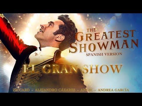 Ziccard Andrea García Alejandro Cázares & Angie - El Gran Show The Greatest Show