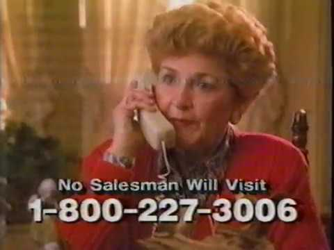 Ed McMahon Colonial Penn Life insurance commercial