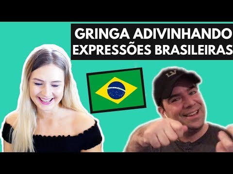 CAN YOU GUESS THESE STRANGE BRAZILIAN EXPRESSIONS? ft Gabriel Poliglota