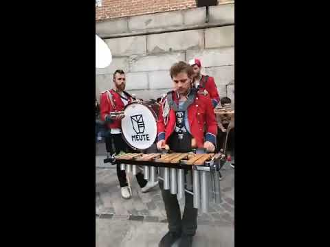 The Man With The Red Face - Techno Marching Band Version (Laurent Garnier Cover)