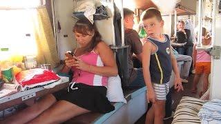 Cheap Train Travel In Ukraine (The Platzkart Car)