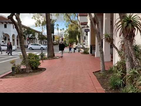 Santa Barbara - Downtown - State Street