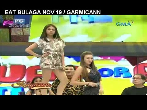 "YAYADUB VERSUS MODEL CINDY ""SHOWDOWN"" PART 3 ALDUB"