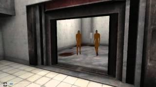 Psychické zhroucení- SCP : Containment Breach-part 2 [CZ]