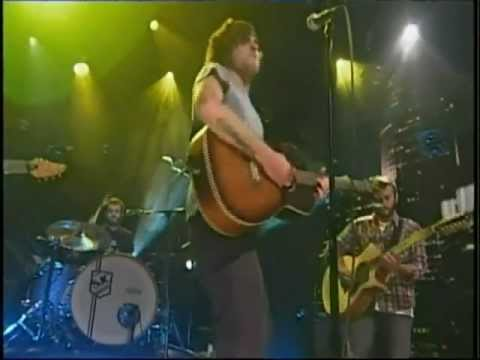 Anthony Green - Baby Girl (Live on the Carson Daly Show)