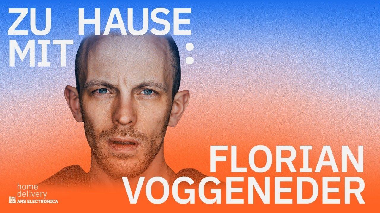 Zu Hause mit… Florian Voggeneder