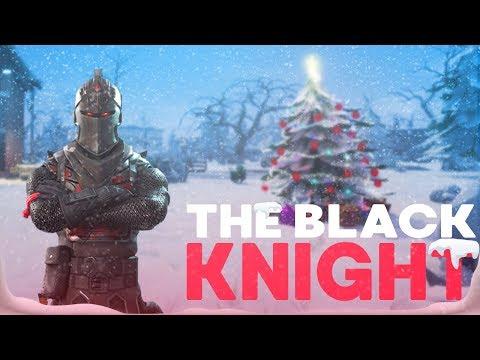 THE BLACK KNIGHT - Fortnite Battle Royale