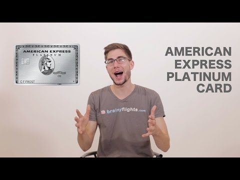 Platinum Card from American Express® Credit Card Review - The Best Top Tier Card on The Market?
