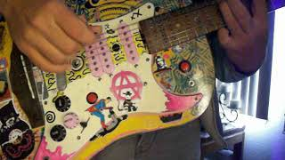 Snare Percussion Capo amp AEC Guitar Prototype   openInventclub read tinyccaec guitar