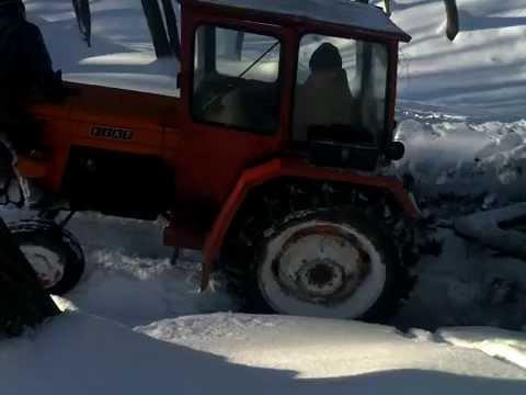 tractor fiat 640 Travel Video