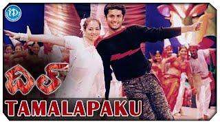 Dil Movie Video Songs - Tamalapaku Song   Nitin   Neha   VV Vinayak   RP Patnaik