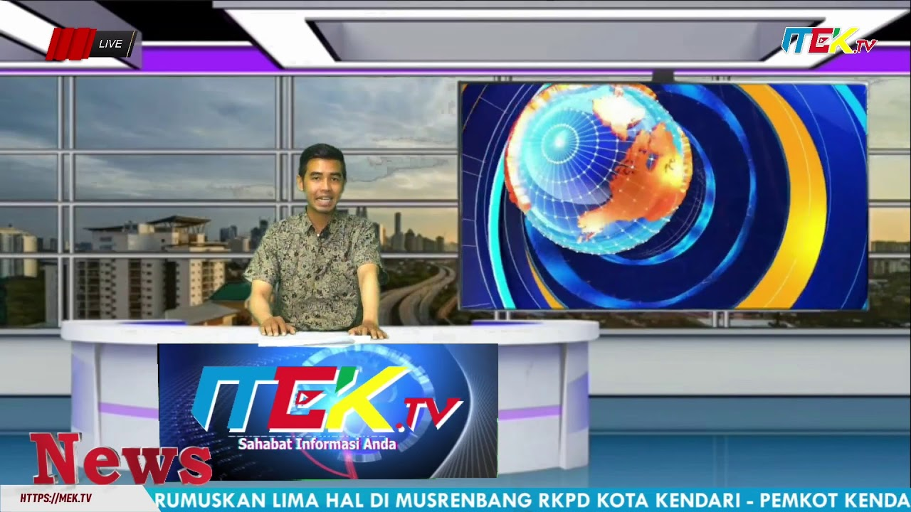 Live MEK NEWS 9 April 2021