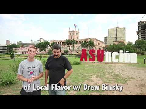 Asuncion, Paraguay Food Tour w/ Drew Binsky (Local Flavor Series)