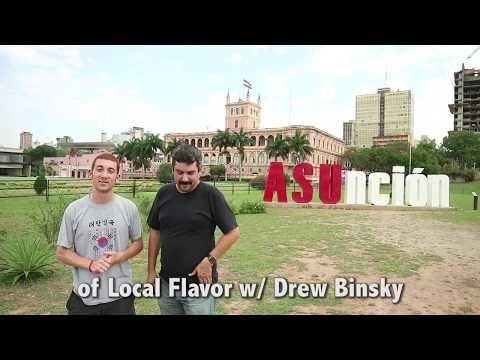 Asuncion, Paraguay Food Tour w/ Drew Binsky (Local Flavor Series)