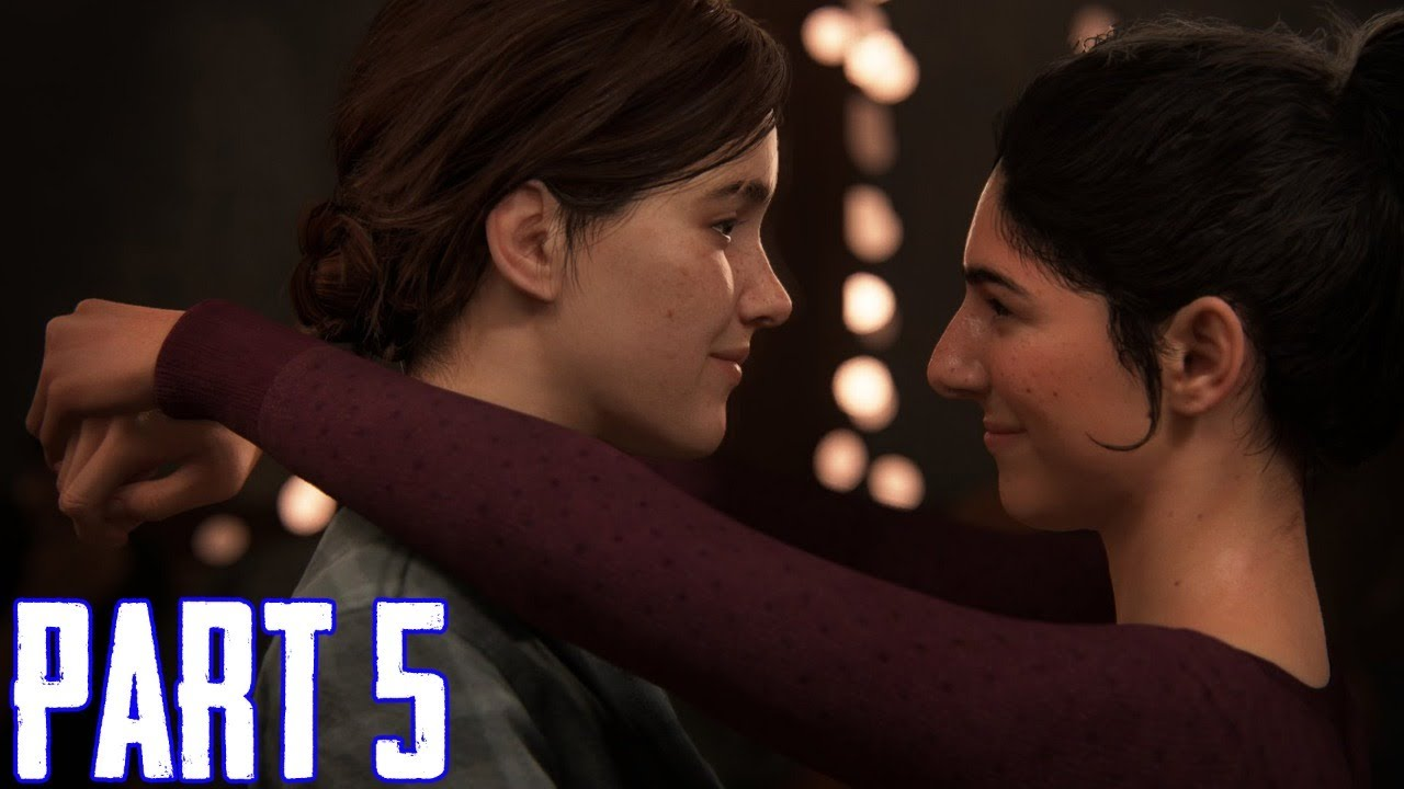 THE LAST OF US II  | PART 5 |  GAMEDAYYT
