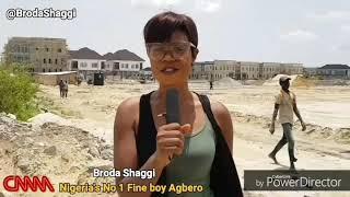 Broda Shaggi uses Flex Condom