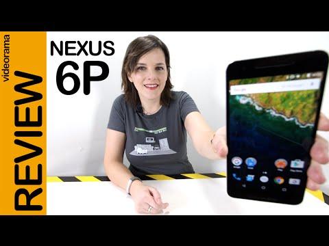 Nexus 6P Huawei review en español