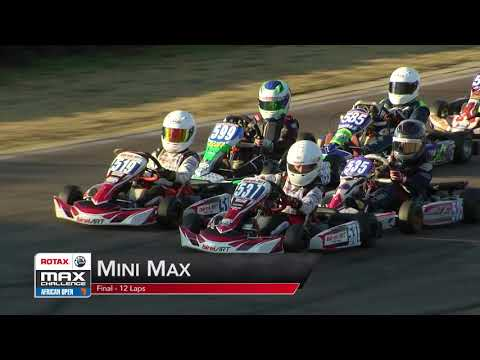 2018 ROTAX African Open - Mini Max