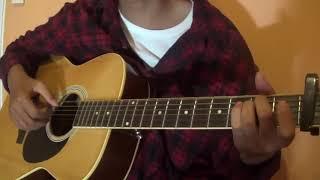 Guitar hướng dẫn - Anh thế giới và em - Hương Tràm