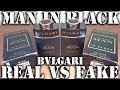 Fake fragrance - Man in Black by Bvlgari