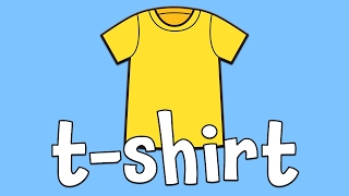Скачать Clothes Learning The Names Of Clothes Kids Learning Videos