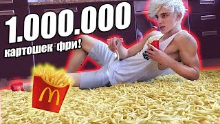 1.000.000 FRIES OF THE HOUSE!