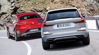 2016 Mercedes GLC Coupe Vs 2017 Volvo XC60